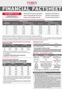 Financial Factsheet